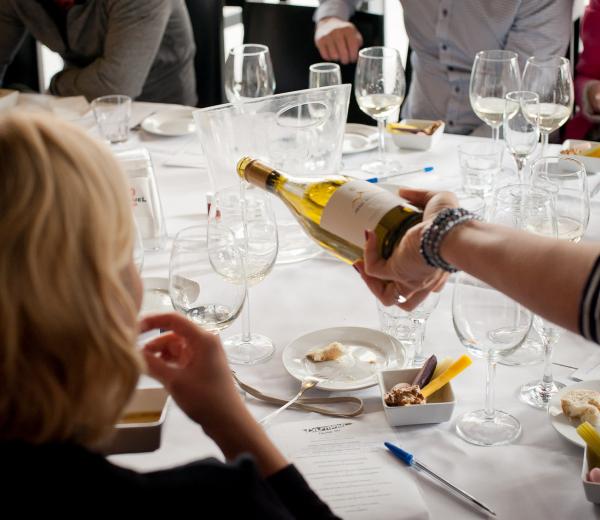 Relacja zdegustacji win – kursu podstawowej wiedzy winiarskiej