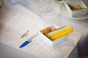 degustacja - wino i jedzenie