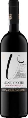 Wino Duca C. Guarini Vigne Vecchie Primitivo Salento IGT 2015