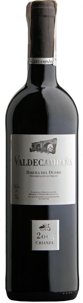 Wino Recoletas Valdecampaña Crianza Ribera del Duero DO 2013