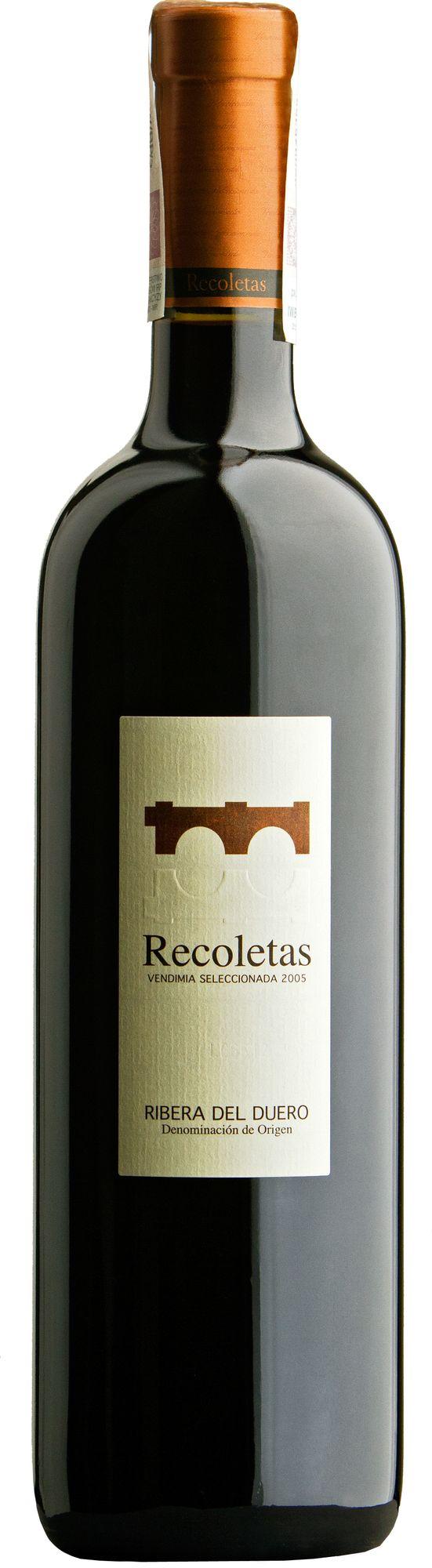 Wino Recoletas Vendimia Seleccionada Ribera del Duero DO
