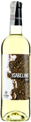Wino Reina de Castilla Isabelino Rueda DO 2019