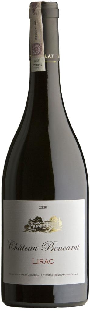 Wino Boucarut Lirac Rouge Lirac AC