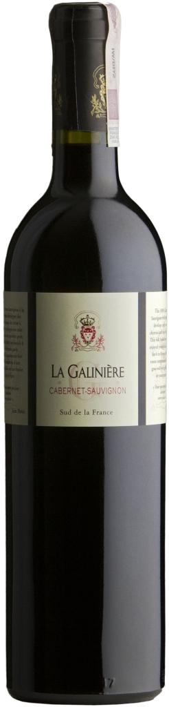 Wino Donjon Cabernet Sauvignon La Galinière Coteaux de Peyriac IGP