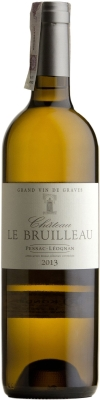 Wino Château Le Bruilleau Pessac-Léognan Blanc AC