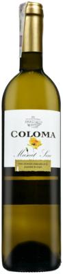Wino Coloma Dry Muscat Extremadura VdlT 2019