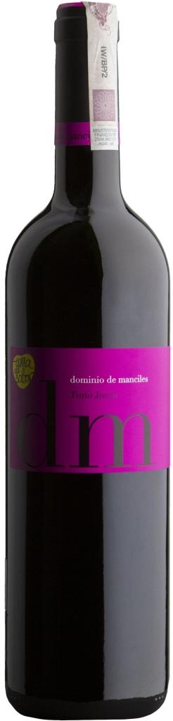 Wino Arlanza Dominio de Manciles Tinto Joven Arlanza DO 2018