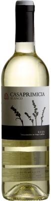 Wino Casa Primicia Blanco Rioja DOCa 2017