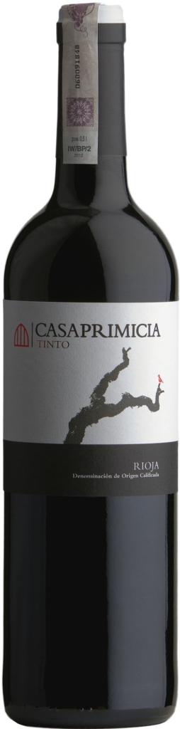 Wino Casa Primicia Tinto Rioja DOCa 2018