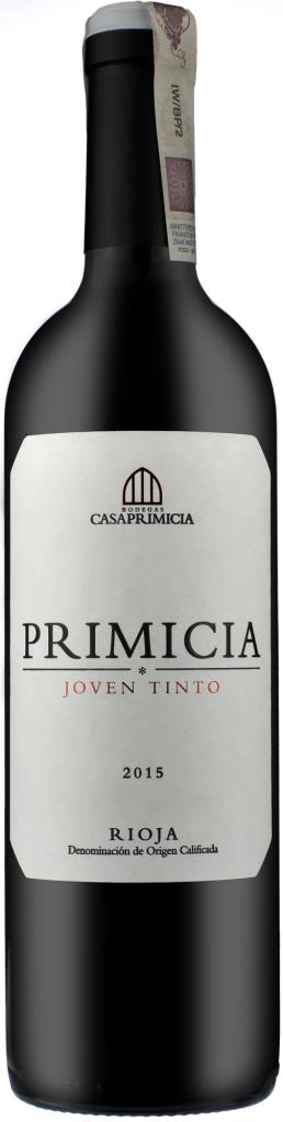Wino Casa Primicia JT 4 meses roble Rioja DOCa 2016