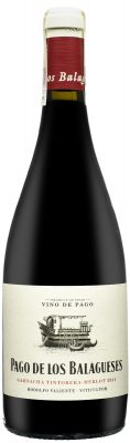 Wino Vegalfaro Balagueses Garnacha Merlot Vino de Pago 2015