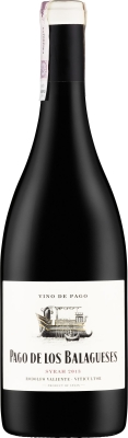 Wino Vegalfaro Balagueses Syrah Vino de Pago 2015