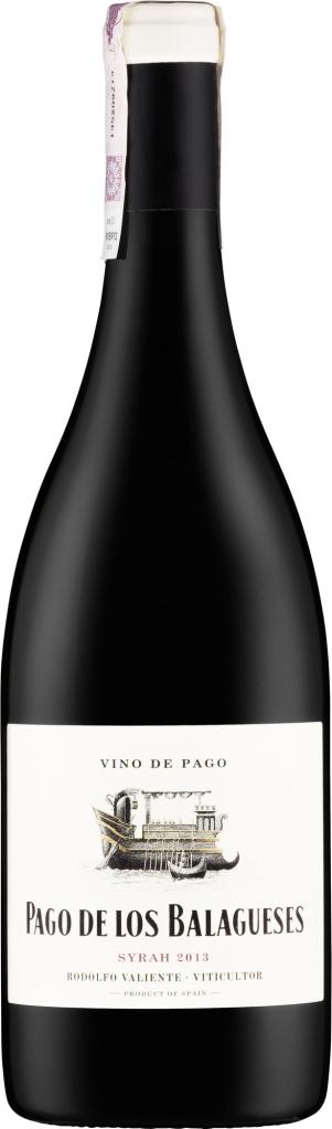 Wino Vegalfaro Syrah Pago de los Balagueses DOP 2017