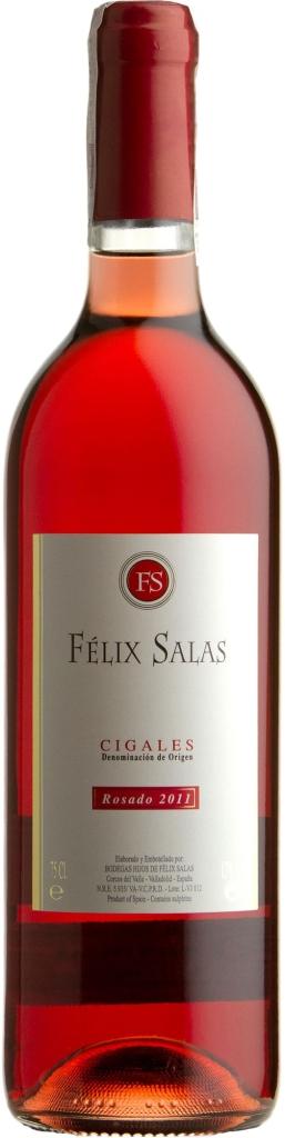 Wino Felix Salas Rosado Cigales DO