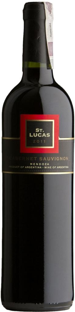 Wino Pascual Toso St. Lucas Cabernet Sauvignon Mendoza