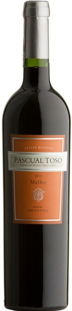 Wino Pascual Toso Malbec Mendoza