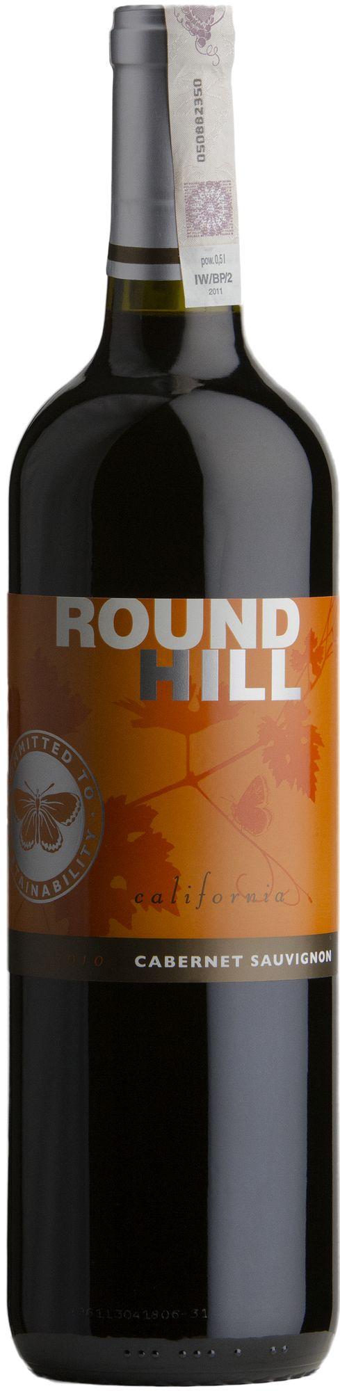 Wino Round Hill Cabernet Sauvignon California