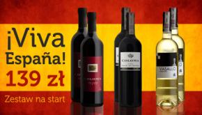 ¡Viva España! - zestaw na start