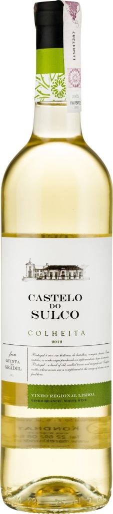 Wino Castelo do Sulco Branco Lisboa VR