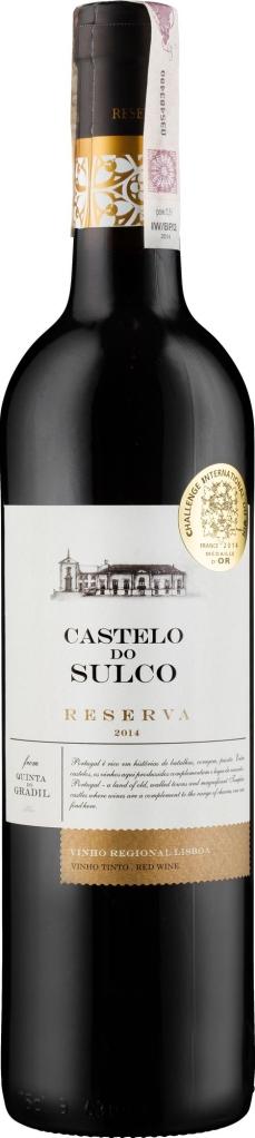 Wino Castelo do Sulco Reserva Lisboa VR 2016