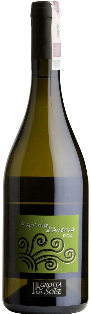 Wino Grotta del Sole Asprinio d'Aversa Bianco DOC
