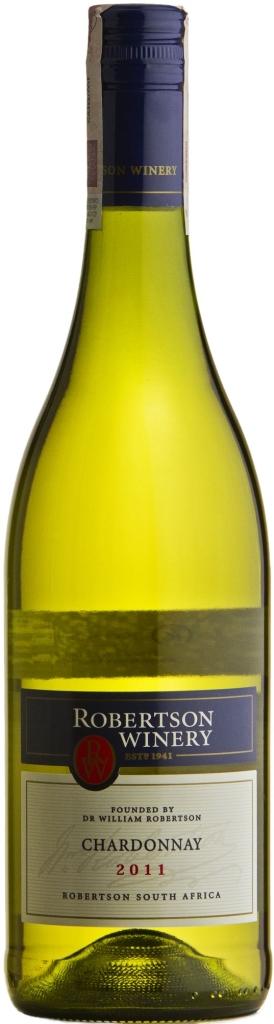 Wino Robertson Chardonnay Robertson