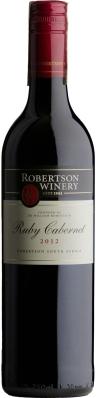 Wino Robertson Ruby Cabernet Robertson