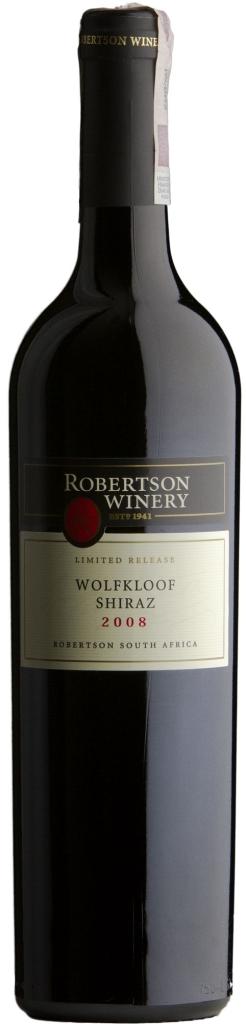 Wino Robertson Wolfkloof Shiraz Robertson