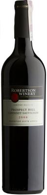Wino Robertson Prospect Hill Cabernet Robertson