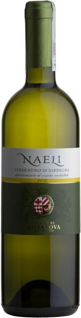 Wino Dolianova Naeli Vermentino di Sardegna DOC