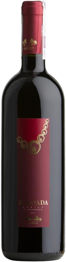 Wino Dolianova Arenada Monica di Sardegna DOC