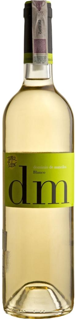 Wino Arlanza Dominio de Manciles Blanco Arlanza DO 2018