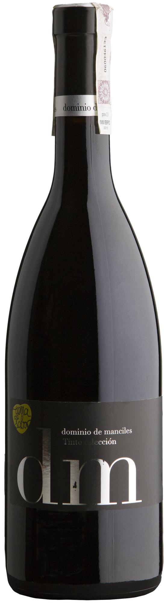 Wino Arlanza Dominio de Manciles Selection Arlanza DO