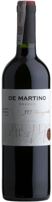 Wino De Martino 347 Vineyards Cabernet Sauvignon