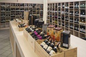Sklep z winem we Wrocławiu