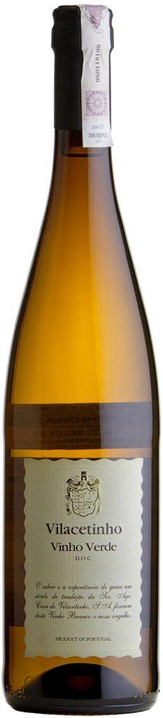 Wino Vilacetinho Vinho Verde DOC