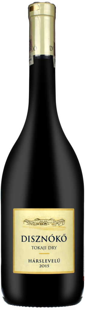 Wino Disznókö Hárslevelü Dry Tokaj 2015