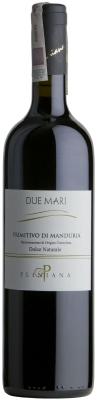 Wino Pliniana Due Mari Dolce Primitivo di Manduria DOC
