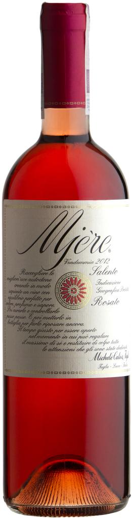 Wino Michele Calò Mjère Rosato Salento IGT
