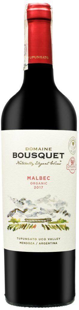 Wino Domaine Bousquet Malbec Mendoza Tupungato 2017