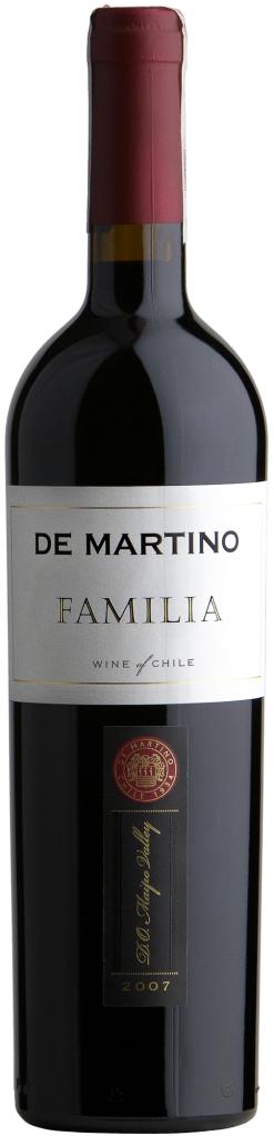 Wino De Martino Familia Cabernet Sauvignon 2010