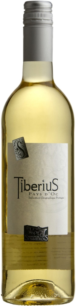 Wino Sommierois Tiberius white Pays d'Oc IGP