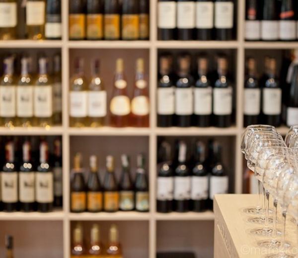Sklep z winem Marka Kondrata