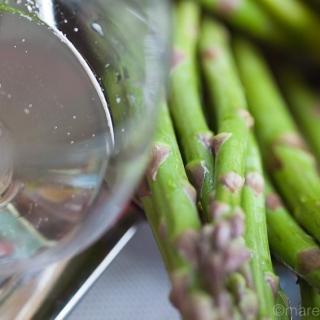 Wino do szparagów