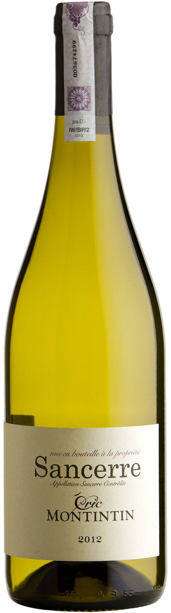 Wino Eric Montintin Sancerre AOC