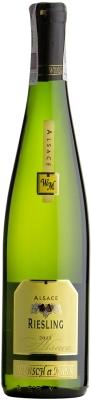 Wino Wunsch & Mann Riesling Alsace AOC