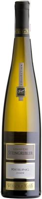 Wino Wunsch & Mann Riesling Steingrubler Grand Cru Alsace AOC