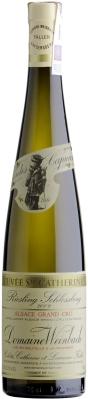 Wino Weinbach Riesling Cuvée Sainte Catherine Schlossberg Grand Cru Alsace AOC