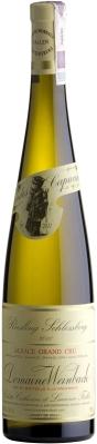 Wino Weinbach Riesling Schlossberg Grand Cru Alsace AOC