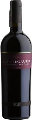 Wino Grotta del Sole Piedirosso dei Campi Flegrei Rosso Montegauro Riserva